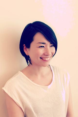 【プロフィール掲載画像】杉本洋子(スギモトヨウコ)