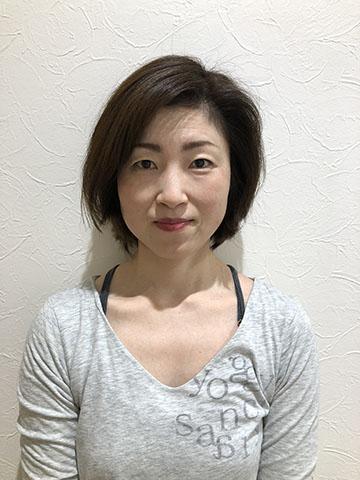 【プロフィール掲載画像】岩佐 麻衣子(イワサ マイコ)